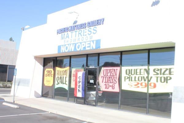 Pacific Mattress Gallery
