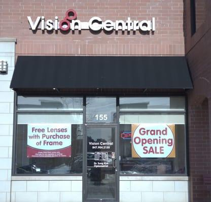 Vision Central
