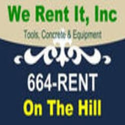 We Rent It Inc