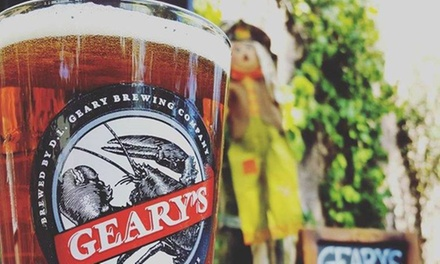 D L Geary Brewing Co