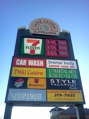 Eagle 1 Sign Service