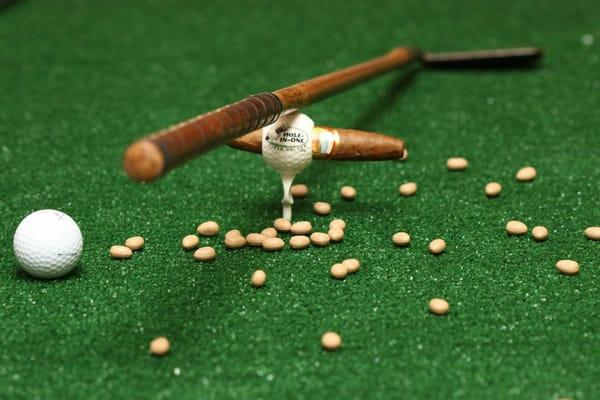Hole In One Cigar Holder