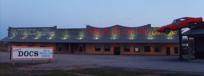 Timeline Saloon & BBQ