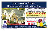 Richardson && Son Construction