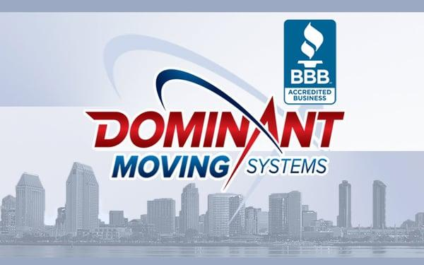 Dominant Moving Systems
