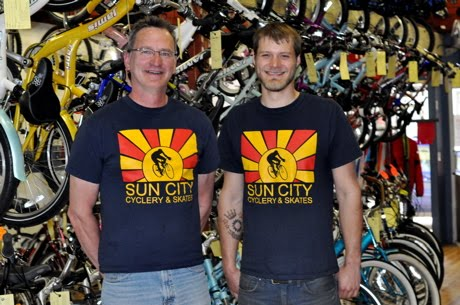 SUN CITY CYCLERY & SKATES
