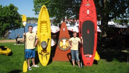 Tommy's Tonka Trolley & Kayak Rentals