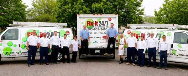 Fix-it 24/7 Plumbing, Heating & Air
