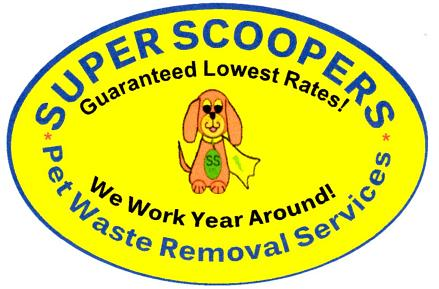 Super Scoopers - Pet Waste Removal Service