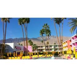 The Saguaro Spa at The Saguaro Palm Springs