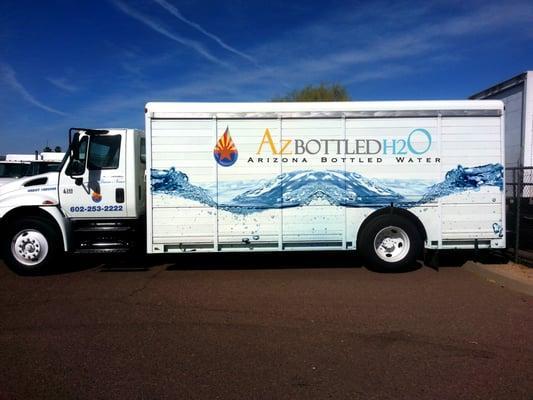 Arizona Bottled Water