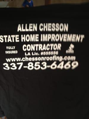 Allen Chesson General Contractor