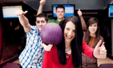 River City Extreme Bowling and Pinz Oakdale