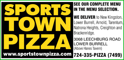 Sports Town Pizza