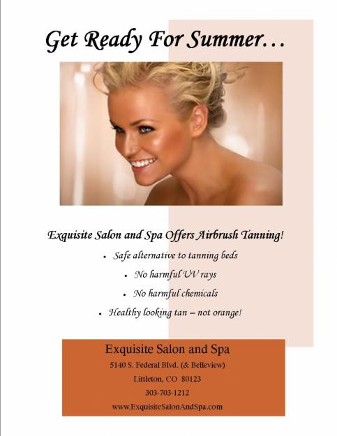 EXQUISITE SALON AND SPA