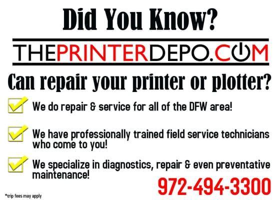 The Printer Depo