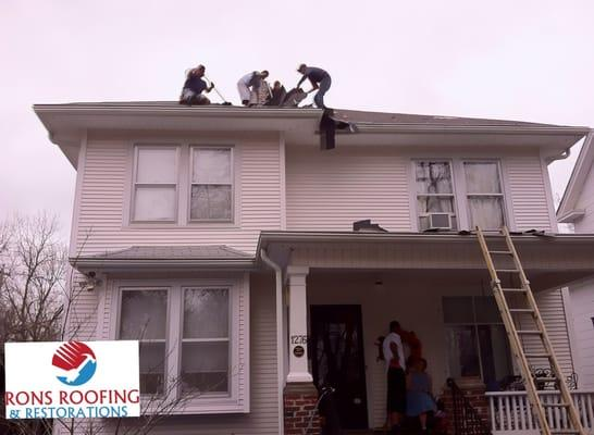 Rons Roofing And Restorations