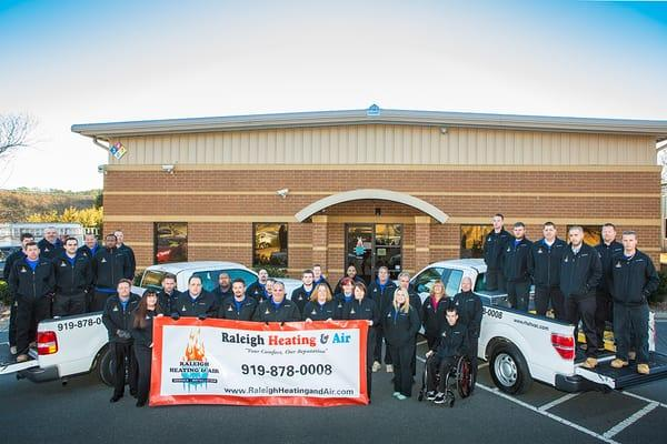 Raleigh Heating & Air Inc.