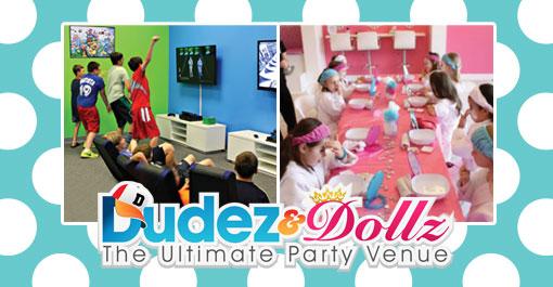 Dudez & Dollz The Ultimate Party Venue