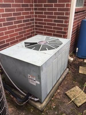 Act Air Conditioning Texas