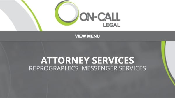 On-Call Legal