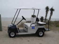 Folly Beach Golf Cart Rentals