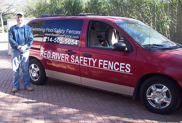 RED RIVER FENCE COMPANY