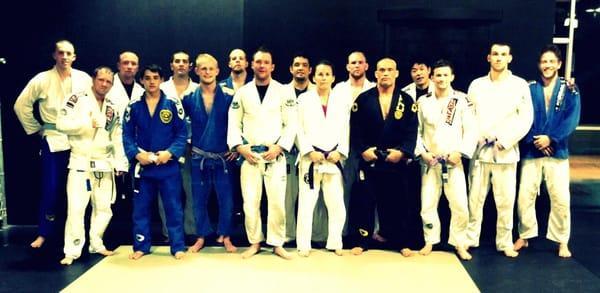 North Dallas Mixed Martial Arts