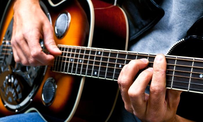 Rick's Guitar Lessons