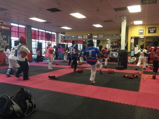 Karate Kids in America