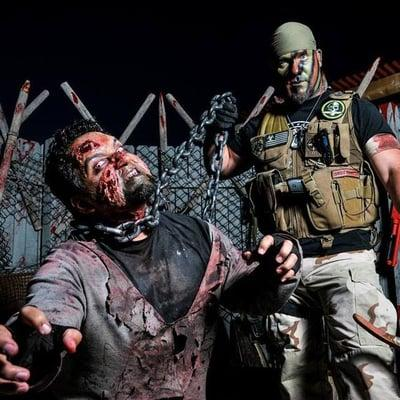 Zombie Apocalypse Experience Las Vegas