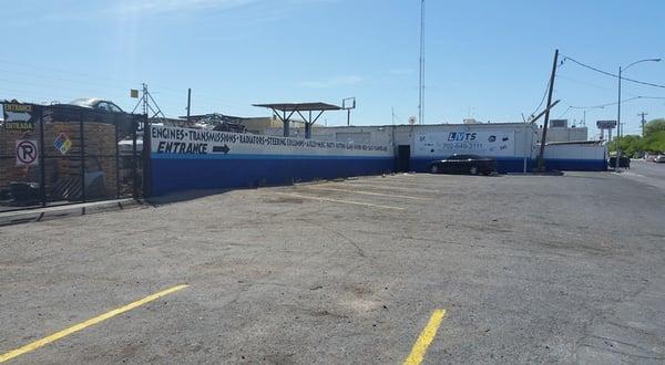Las Vegas Truck & Auto Salvage
