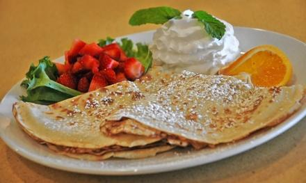 Whispers Cafe & Creperie