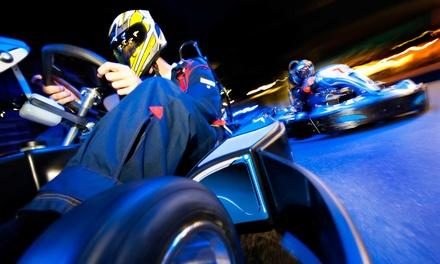 Extreme Indoor Kart Racing