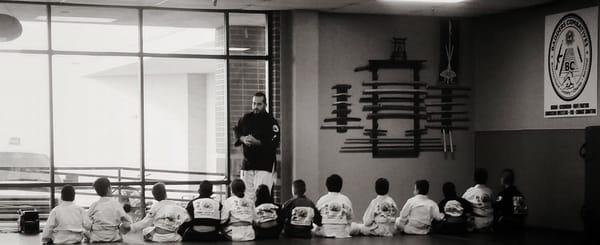 The Dojo Martial Arts School