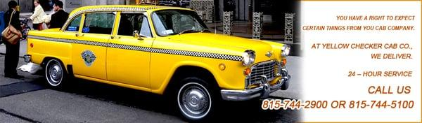 Yellow Checker Cab Co Inc