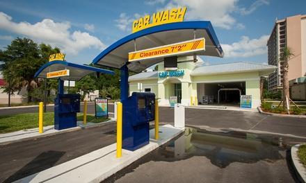 Island Time Car Wash Inc