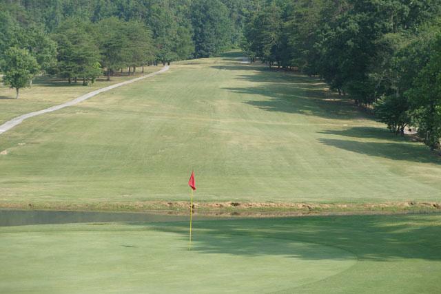 Knoxville Municipal Golf