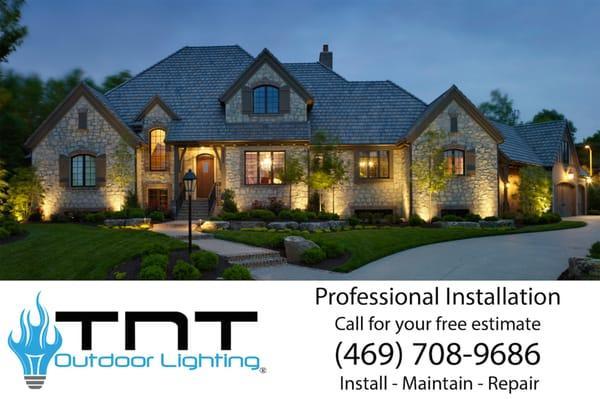 TNT Outdoor Lighting