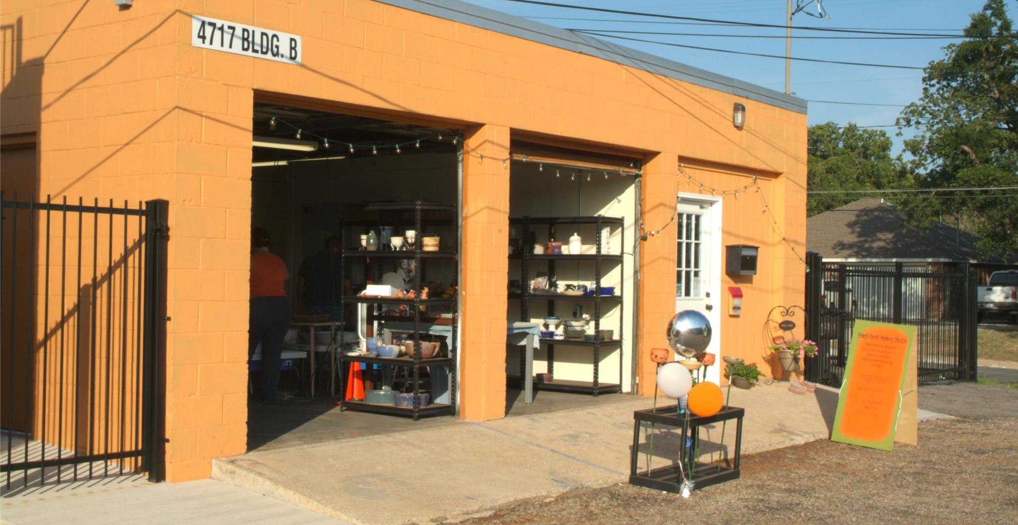Front Porch Pottery Studio