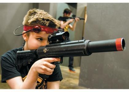 CMP Tactical Lazer Tag