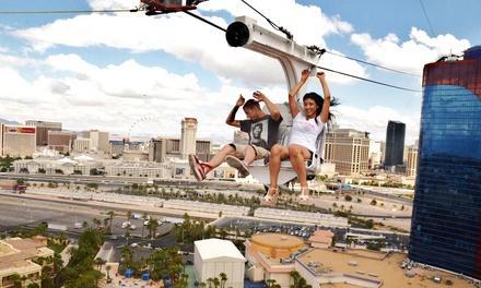 VooDoo Zipline at the Rio Las Vegas