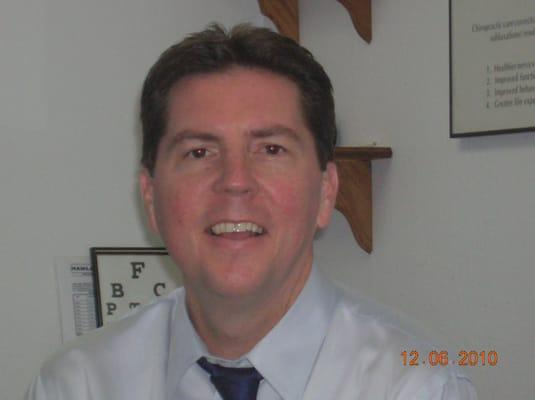 Dr. Glen R. Cauble, DC
