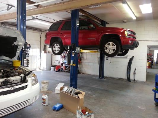 By the Book Diesel and Auto Repair