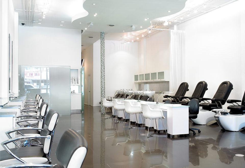 Portfolio Salon