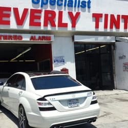 Beverly Tint & Auto Accessories