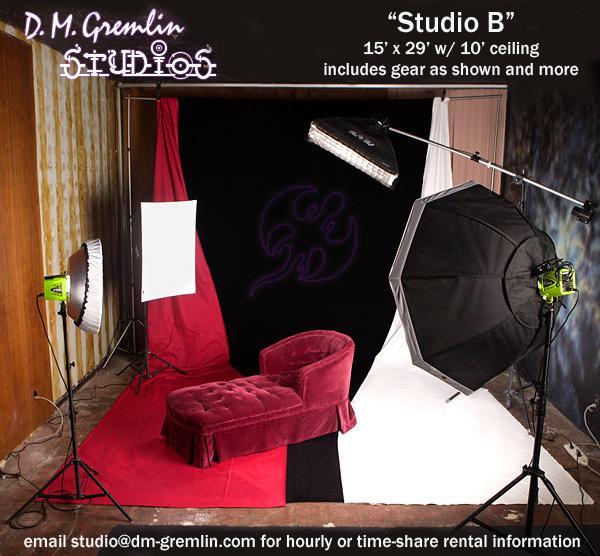 Studio Share