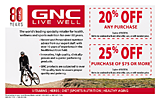 Gnc Downers's Grove
