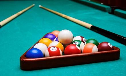 Chiefland Billiards