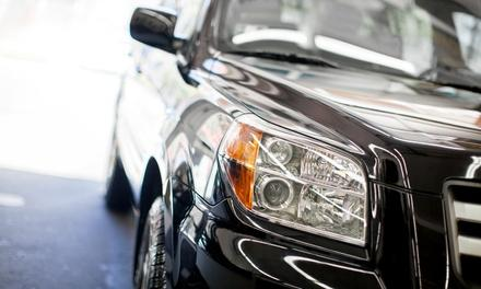 U-Vac Express Car Wash